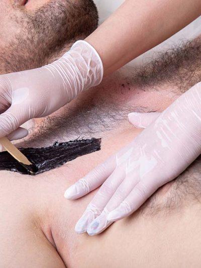 Male Intimate Waxing London